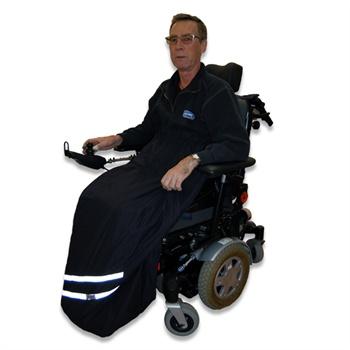 kørepose kørestol
